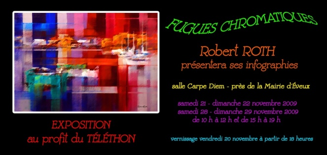 Flyer couleur Roth