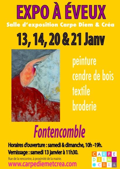 Carpe Diem & Créa Expo Fontencomble